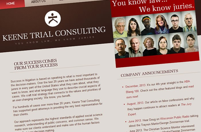 Keene Trial Consulting