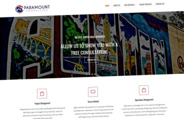 Paramount Consulting